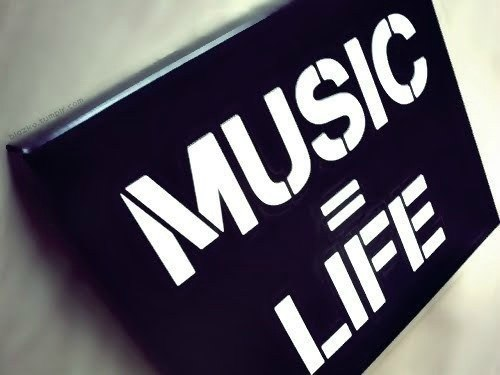 music and has effected my life
